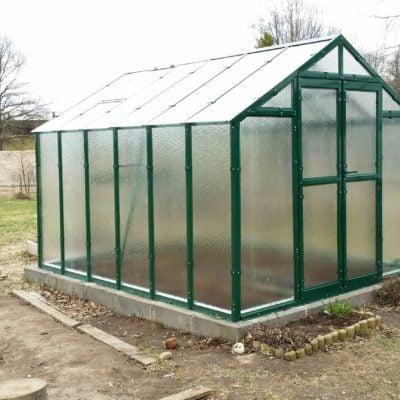 Klaaskasvuhoone