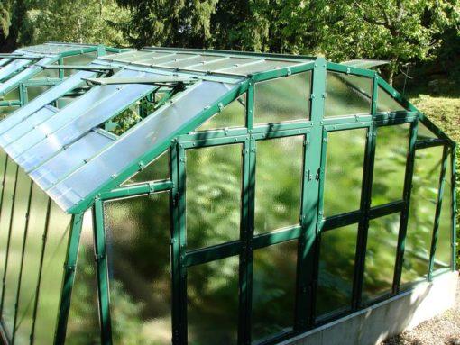Lai kasvuhoone
