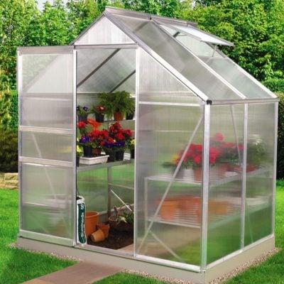 Odav polükarbonaat kasvuhoone