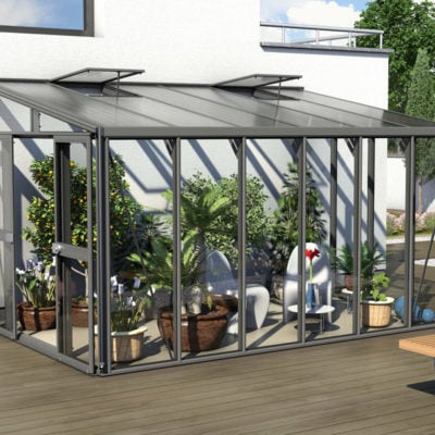 Kasvuhoone veranda