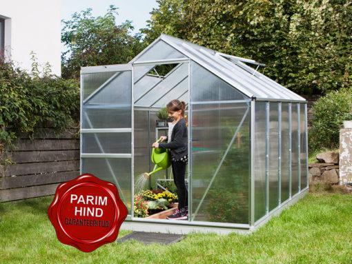 Kasvuhoone parim hind