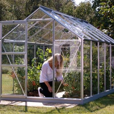 Kasvuhoone A-seeria 7,5m2