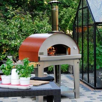 Pizzaahjud ja grillid