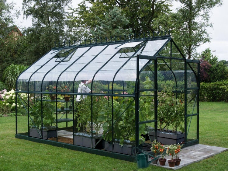 Miks pidada kasvuhoonet?