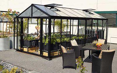 Aiamööbel kasvuhoonesse, terrassile ja aeda