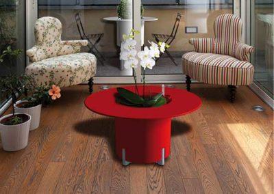 Lillpott laud rõdule või tuppa