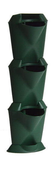 Vertikaalne nurgapeenar roheline