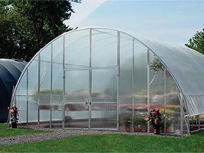 polükarbonaat kihtplastik kasvuhoone